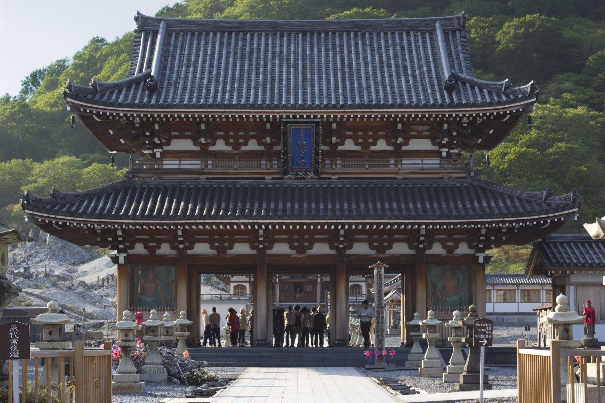 Temple de Bodaji