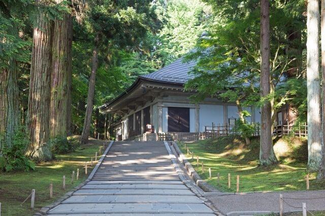 Chusonji-temple Iwate