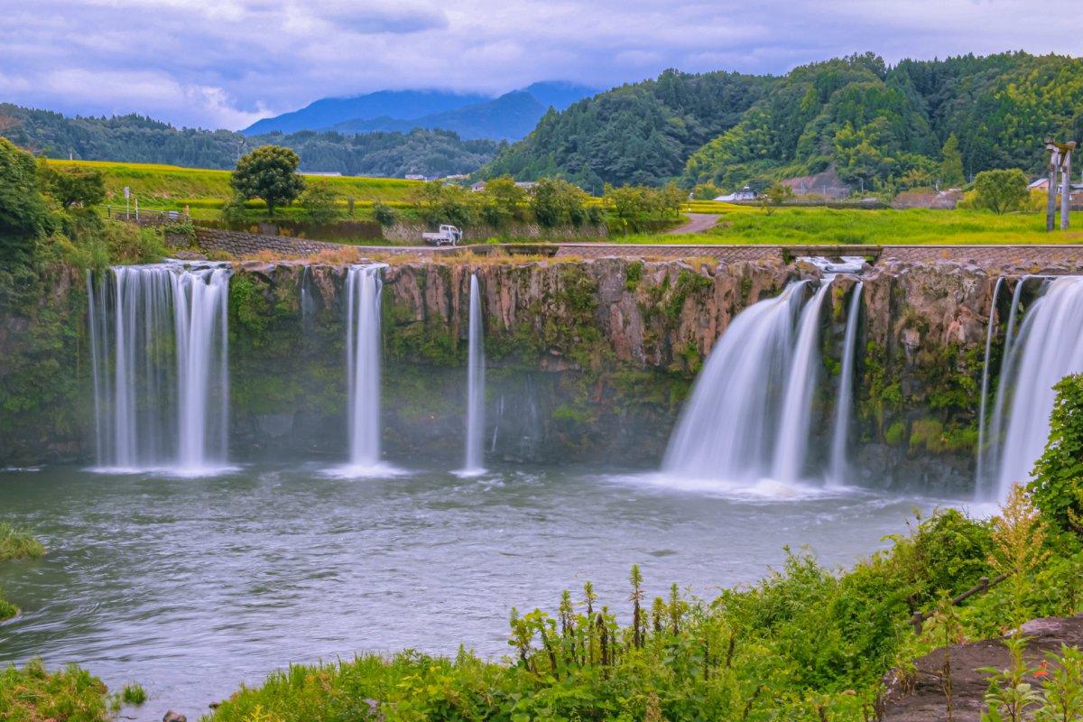 Harajiri no Taki Oita Waterfall