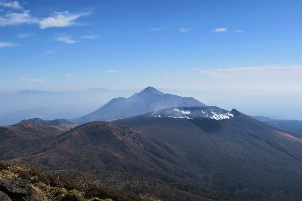 Kirishima-mountains