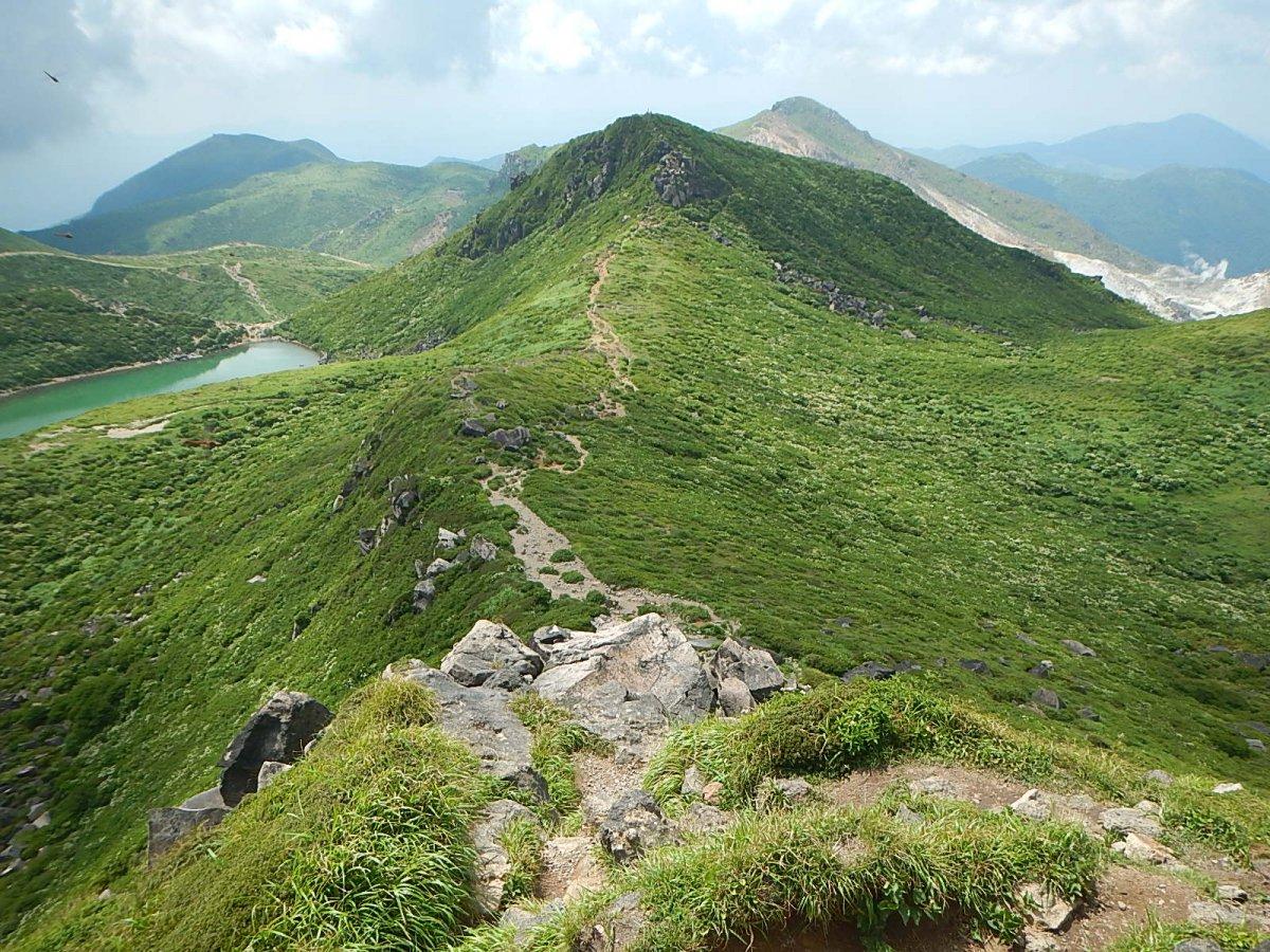 Kuju Mountains Oita prefecture