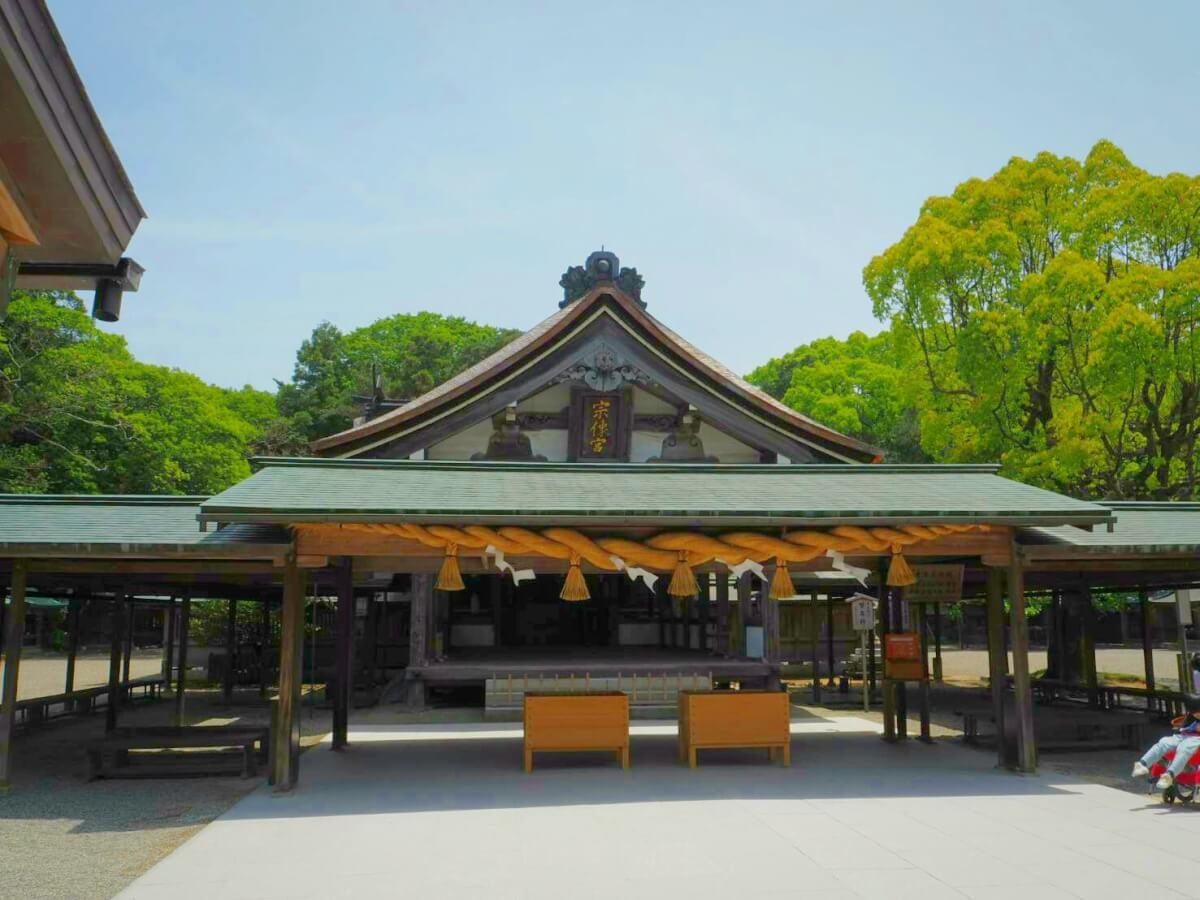 Munakata Taisha Fukuoka