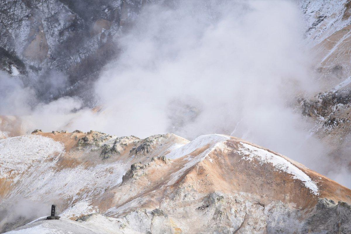Noboribetsu onsen Hokkaido