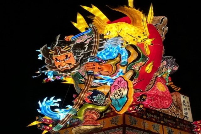 Nebuta festival Aomori