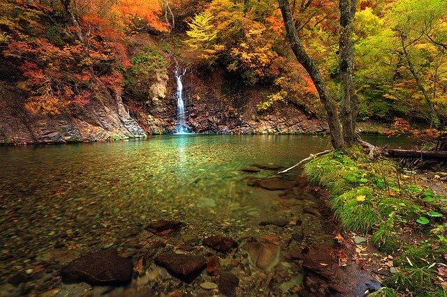 Oirasa Gorge Aomori