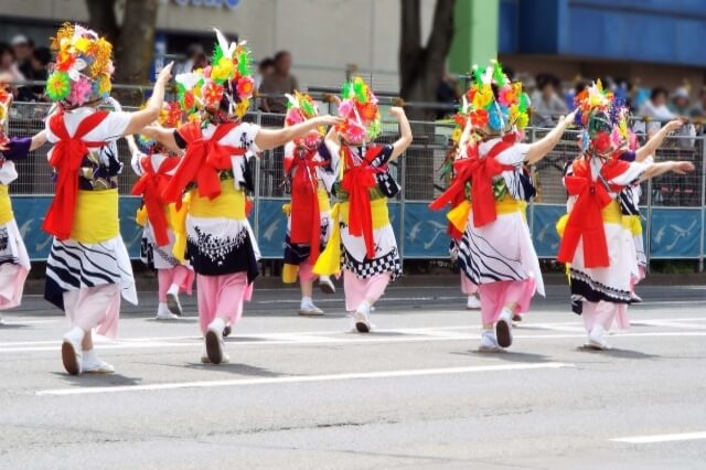 Festival de Nebuta Aomori