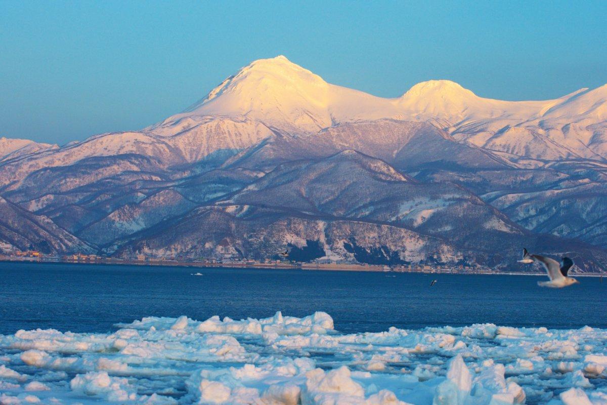 Shiretoko National Park Hokkaido