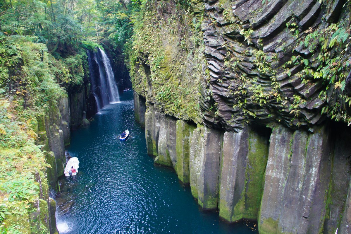 Takachiho gorge Miyazaki