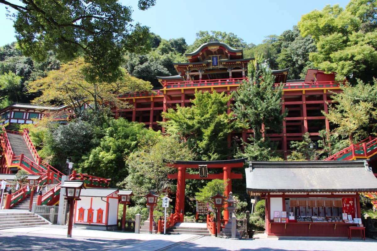 Yutoku Inari Shrine Saga
