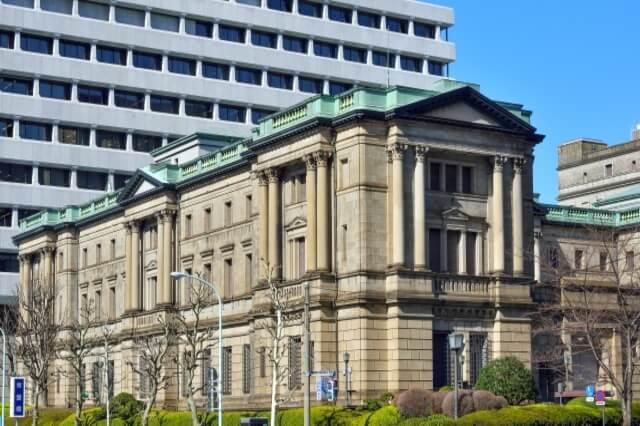Bank of Japan Nihonbashi