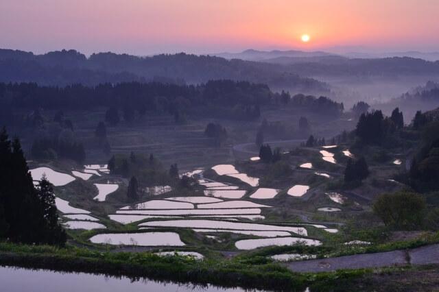 Hoshitoge-Rice-Terraces