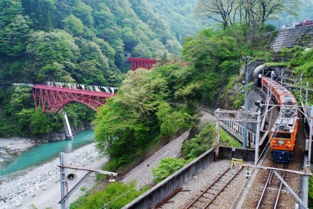 Kuroge Gorge Railway