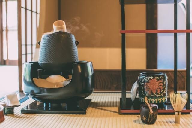 Mitsui Memorial Museum Tea ceremony