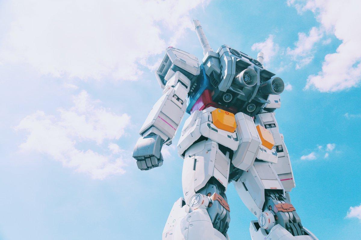 anime manga locations in Tokyo