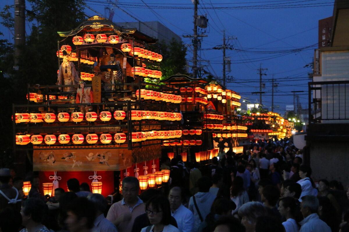 Ogaki Festival