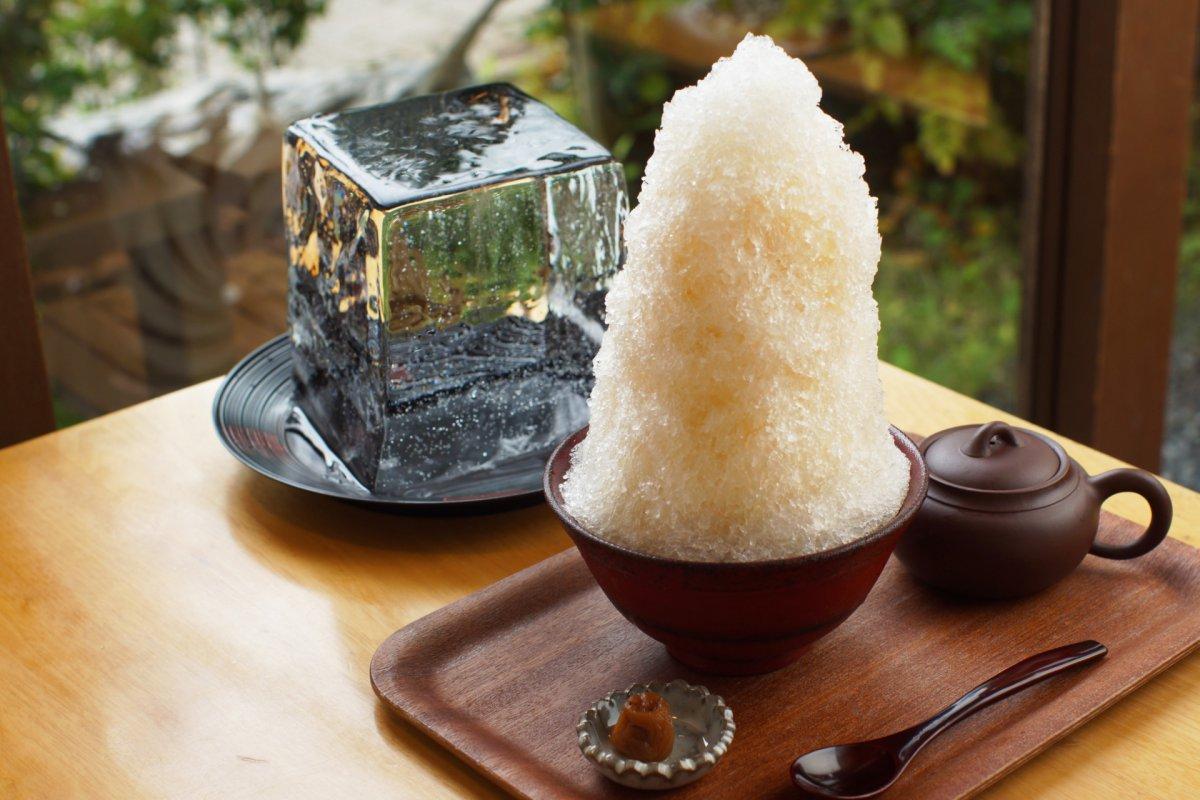 nagatoro shaved ice