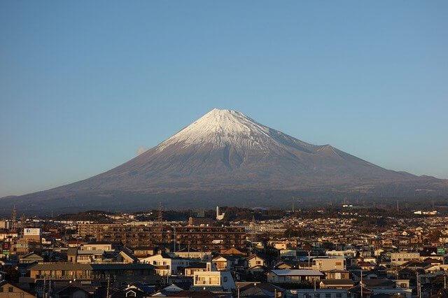 Mt Fuji Shizuoka