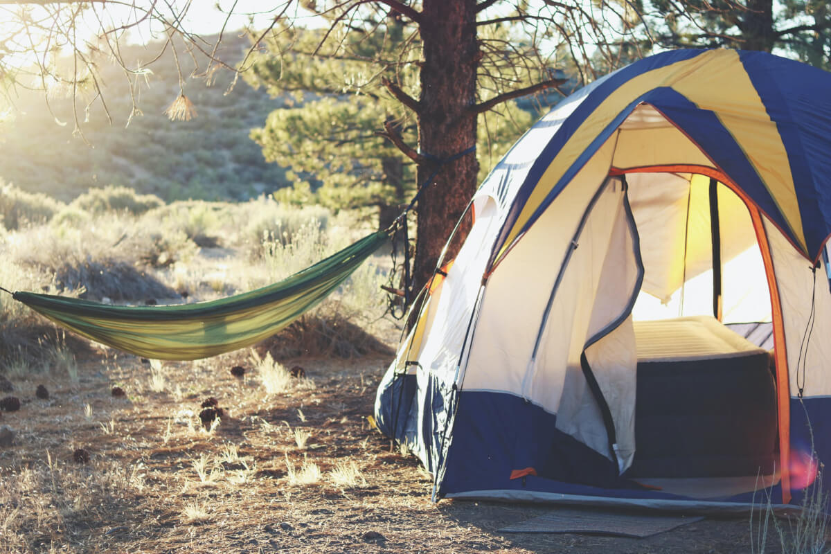 The Best Fully Equipped Camp Sites Near Tokyo