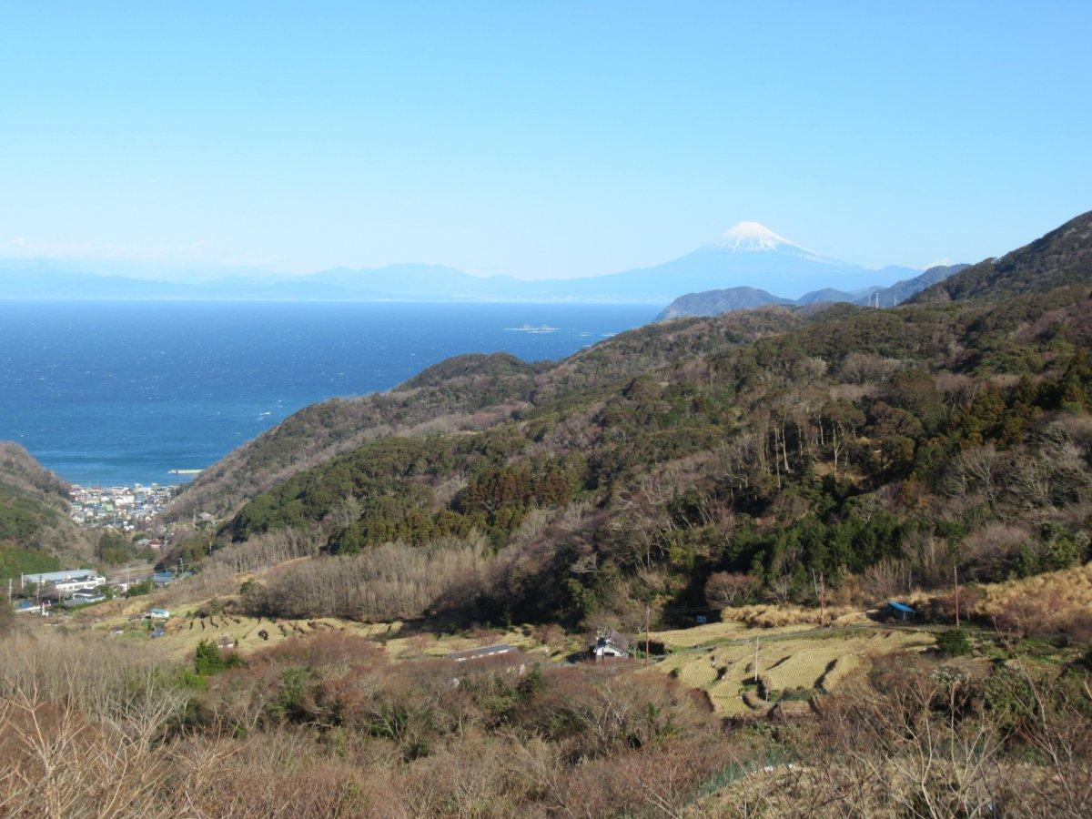 Izu Peninsula Mount Fuji