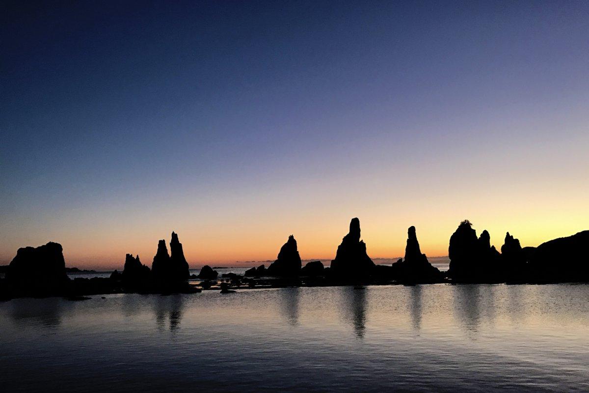Hashigui-iwa Rocks Wakayama