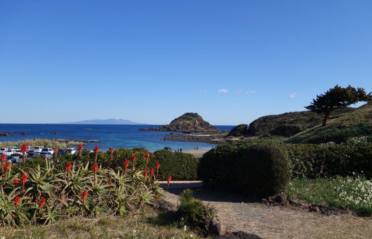 Tsumekizaki Izu peninsula