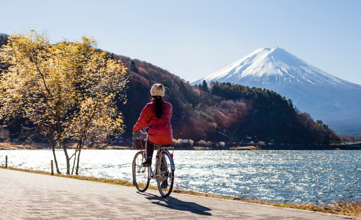 outdoor activity around Mt.Fuji