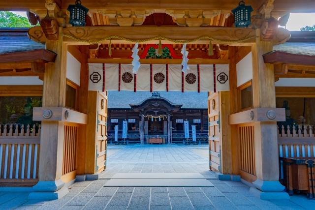 Oyamazumi-Shrine