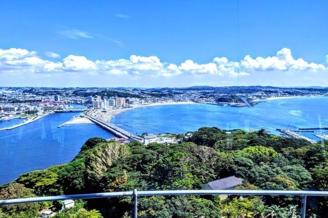 Enoshima view