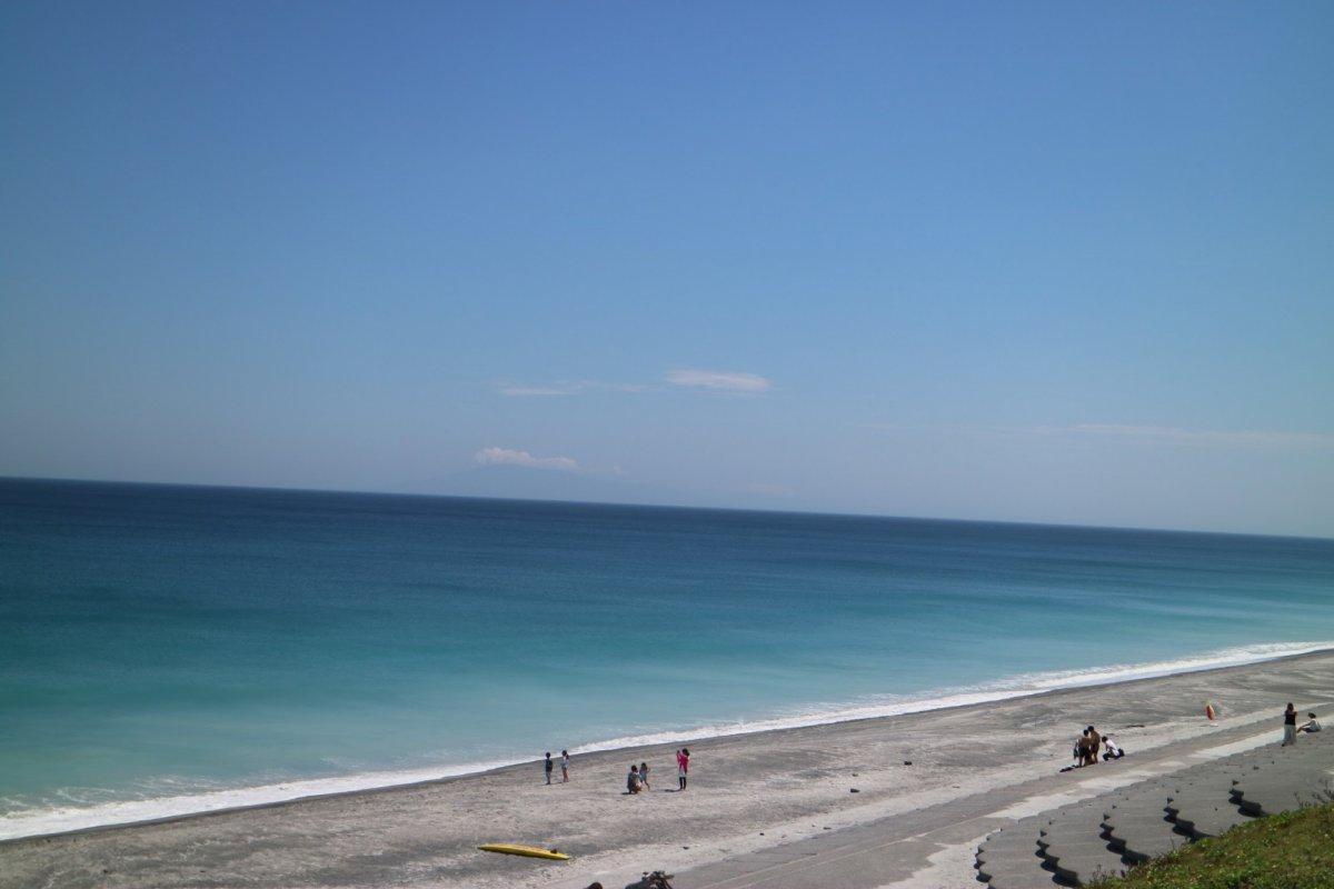 Habushiura beach