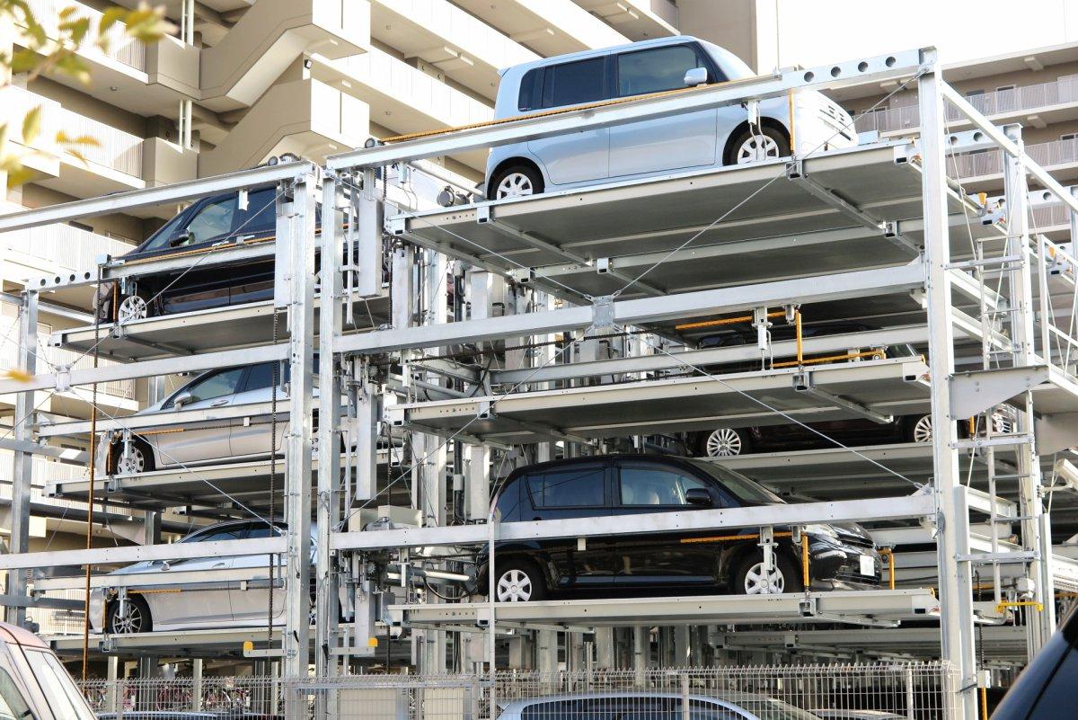 Parking Japan