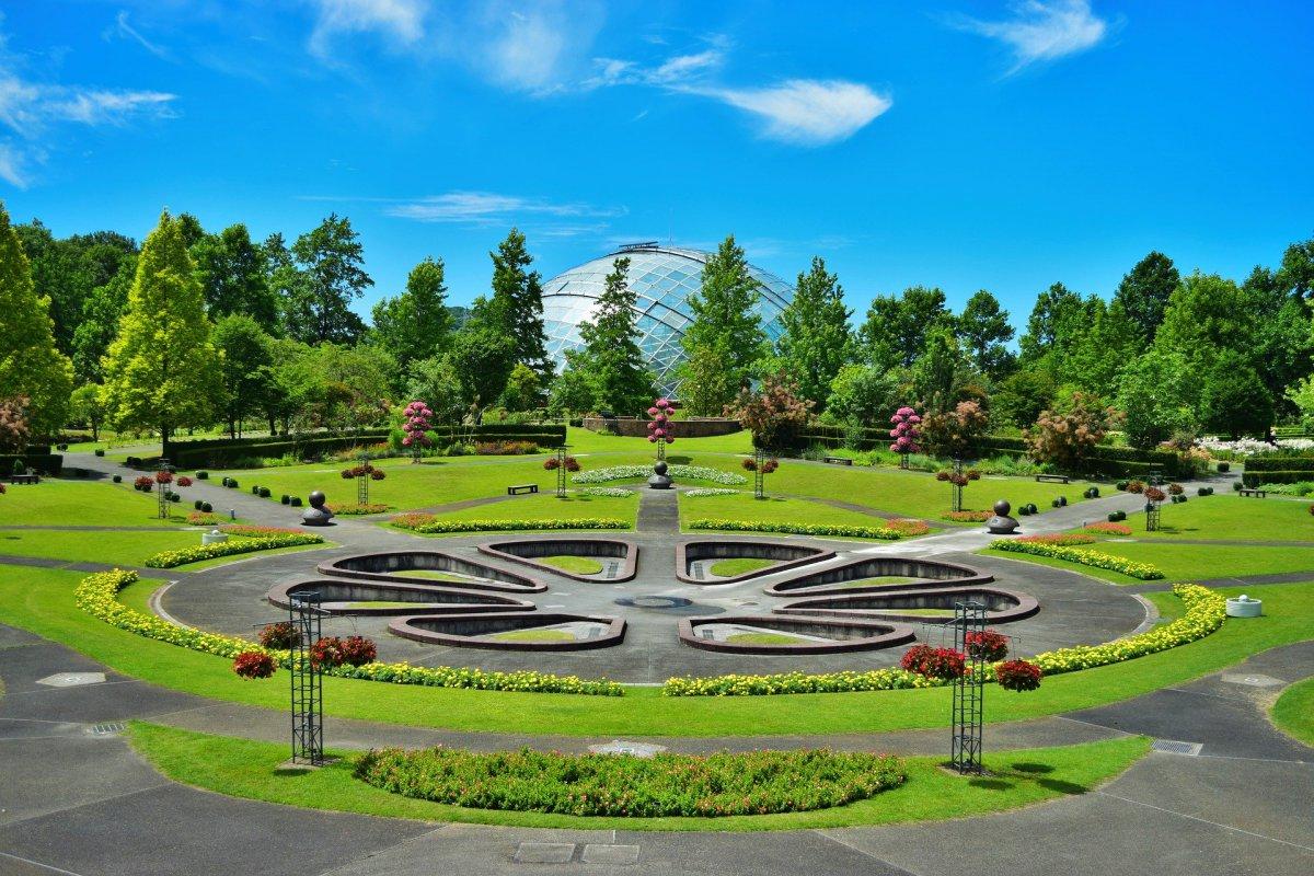 Tottori-Hanakairo-Flower-Park
