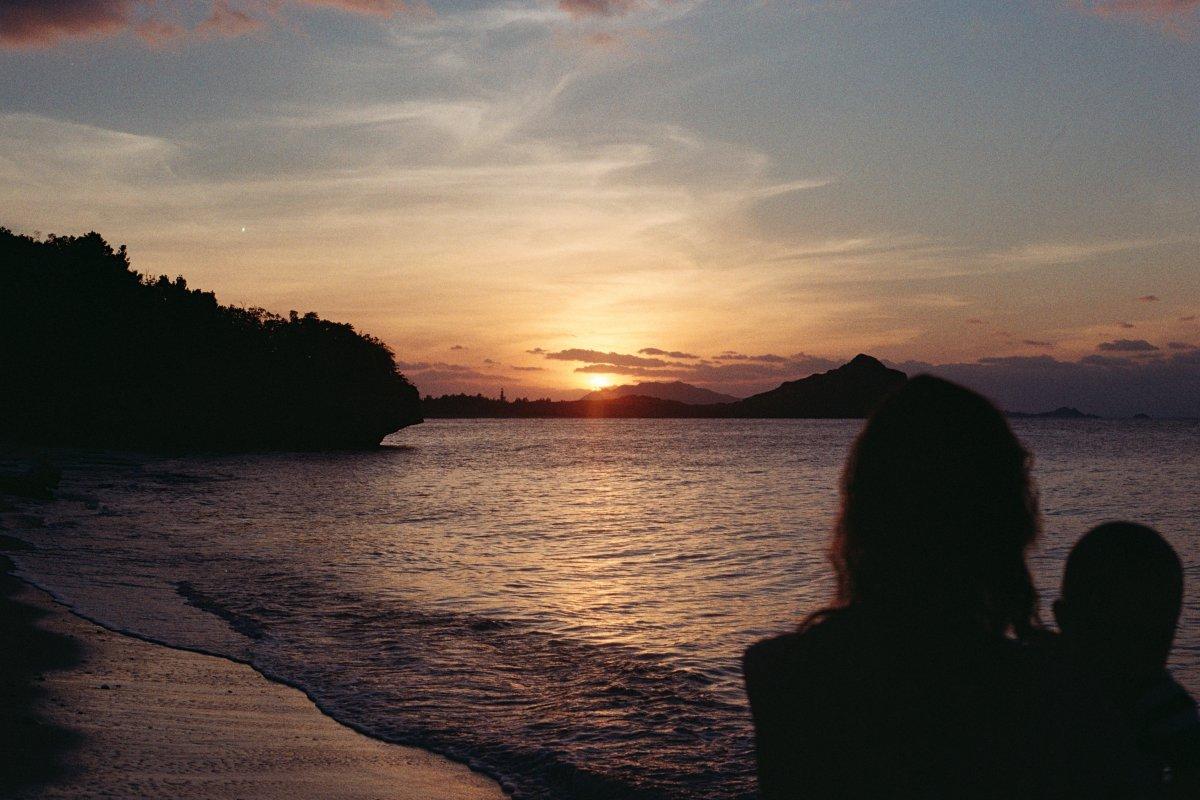 Sunset ishigaki okinawa