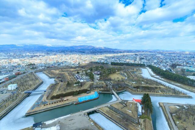Hakodate Hokkaido