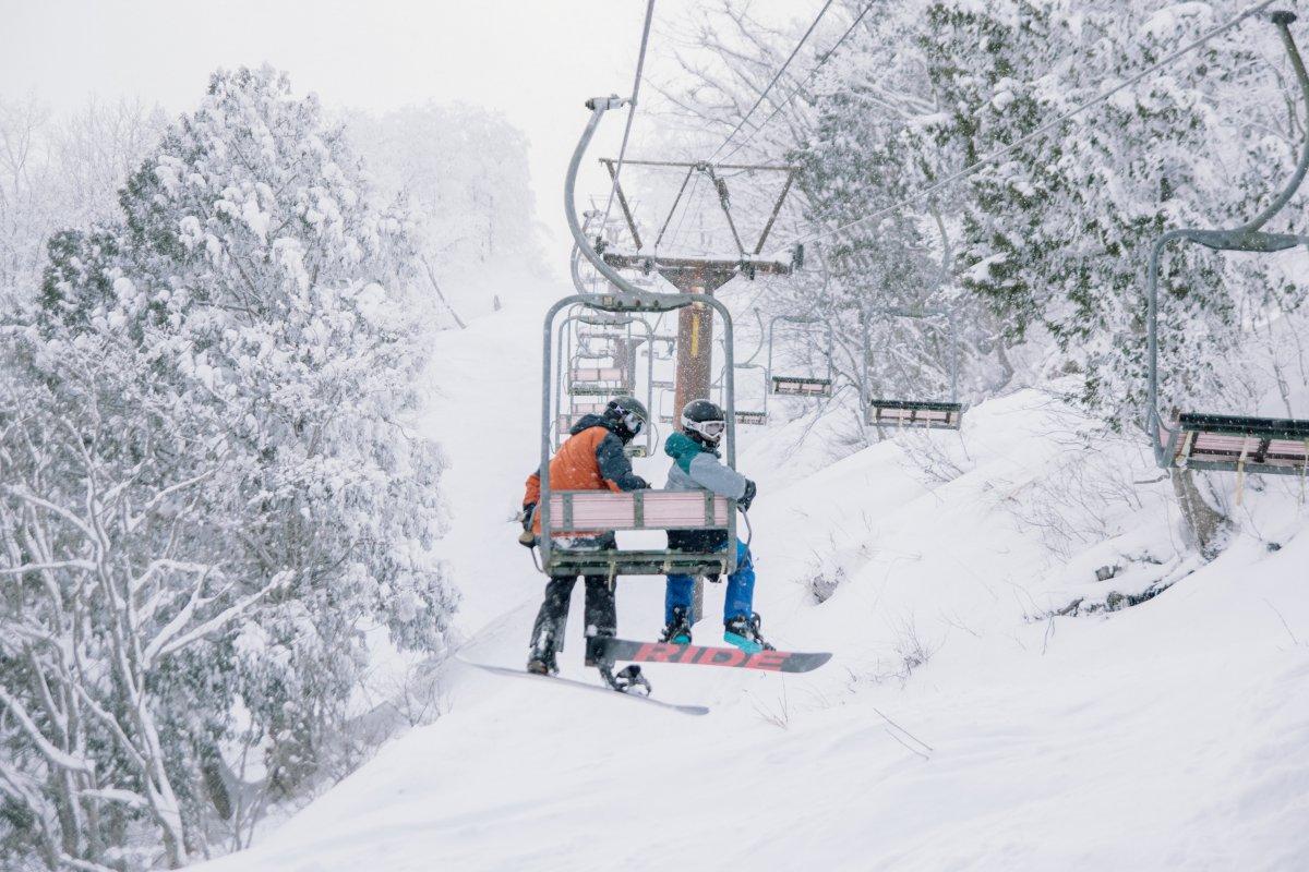 Snow Hakuba