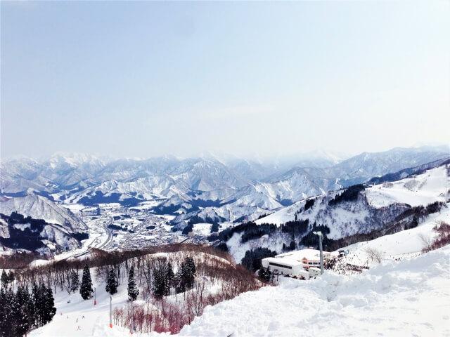 Snow at Gala Yuzawa