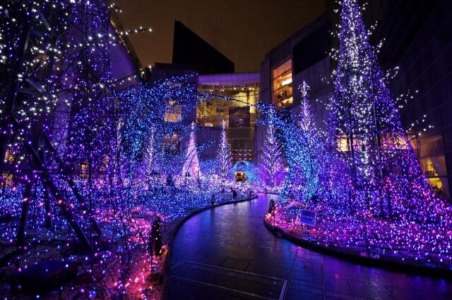 Caretta Shiodome Christmas