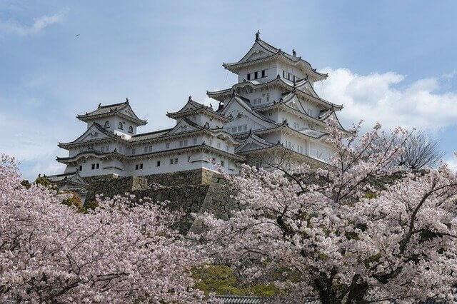 12 original castles