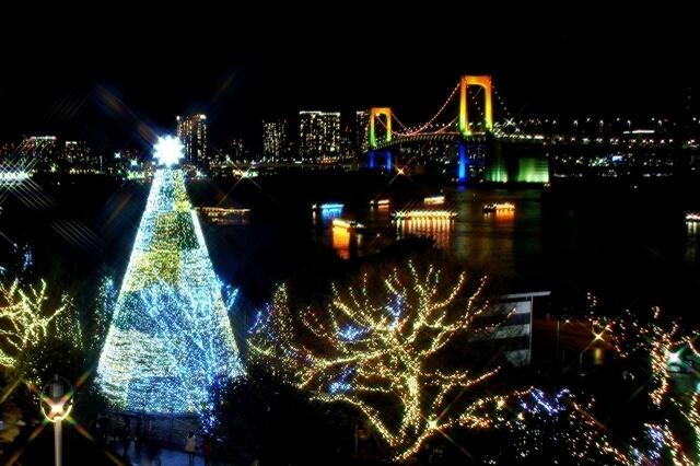 Odaiba Christmas