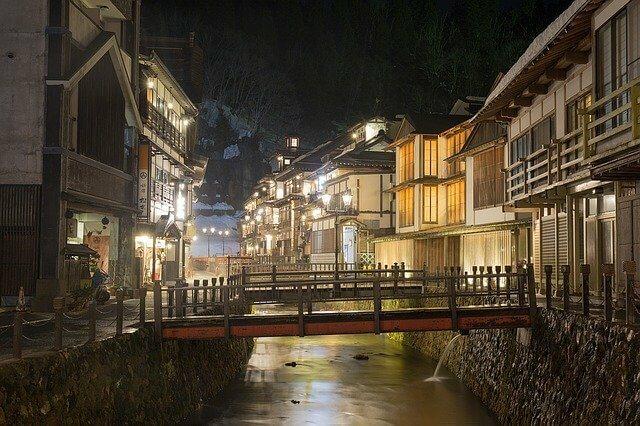 Ginzan Onsen Yamagata