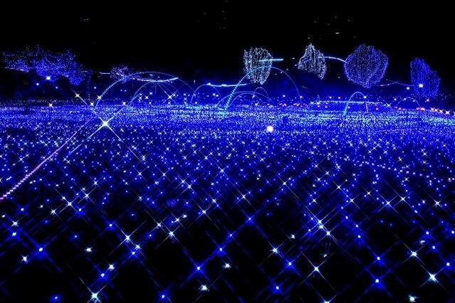 Tokyo Midtown Christmas Illumination