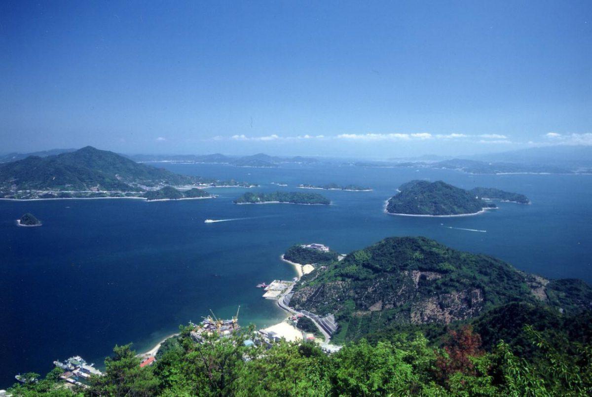 Islands of Seto Inland Sea