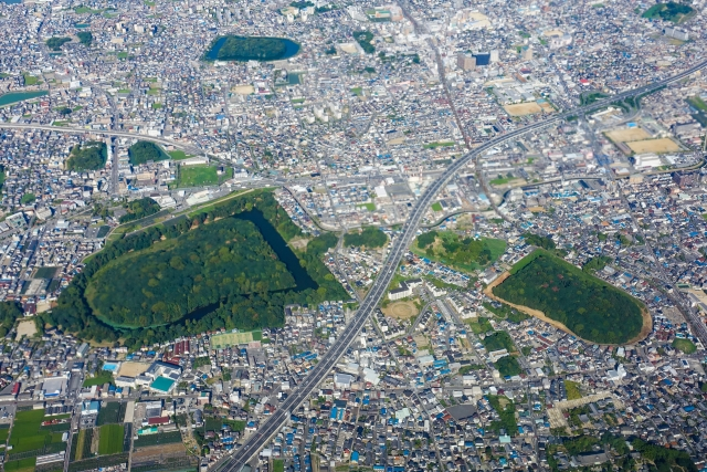 Mozu Furuichi Kogun Osaka