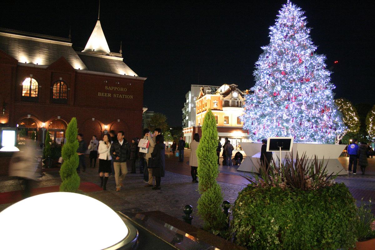 Christmas market yebisu