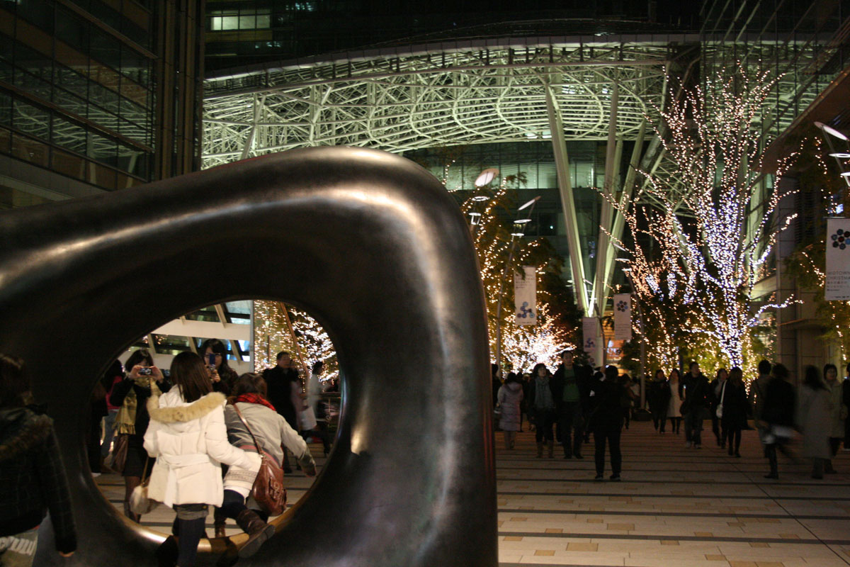 Christmas market Tokyo Mid Town
