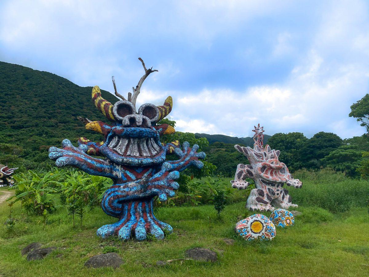 Yoneko-yaki Pottery ishigaki