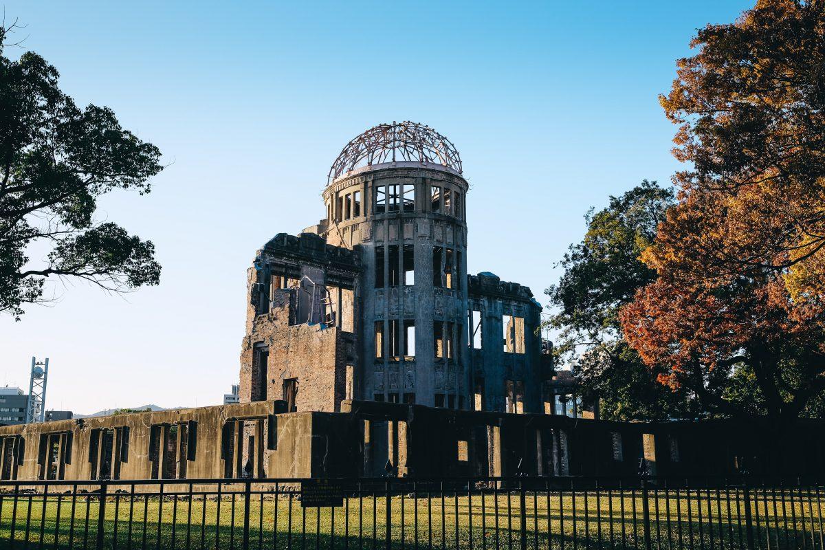 hiroshima atomic bomb done