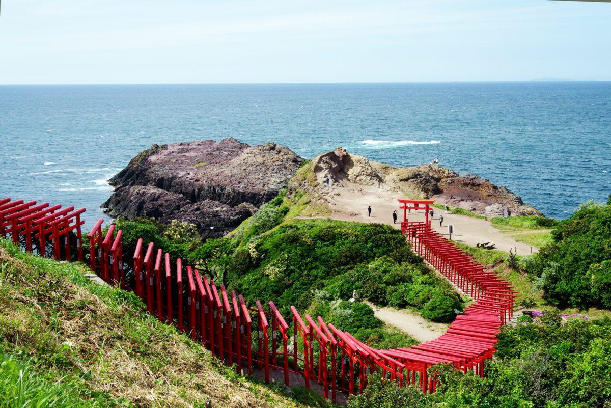 Motonosumi Shrine