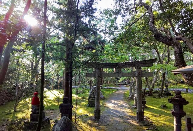 Shinbutsu-shugo, torii