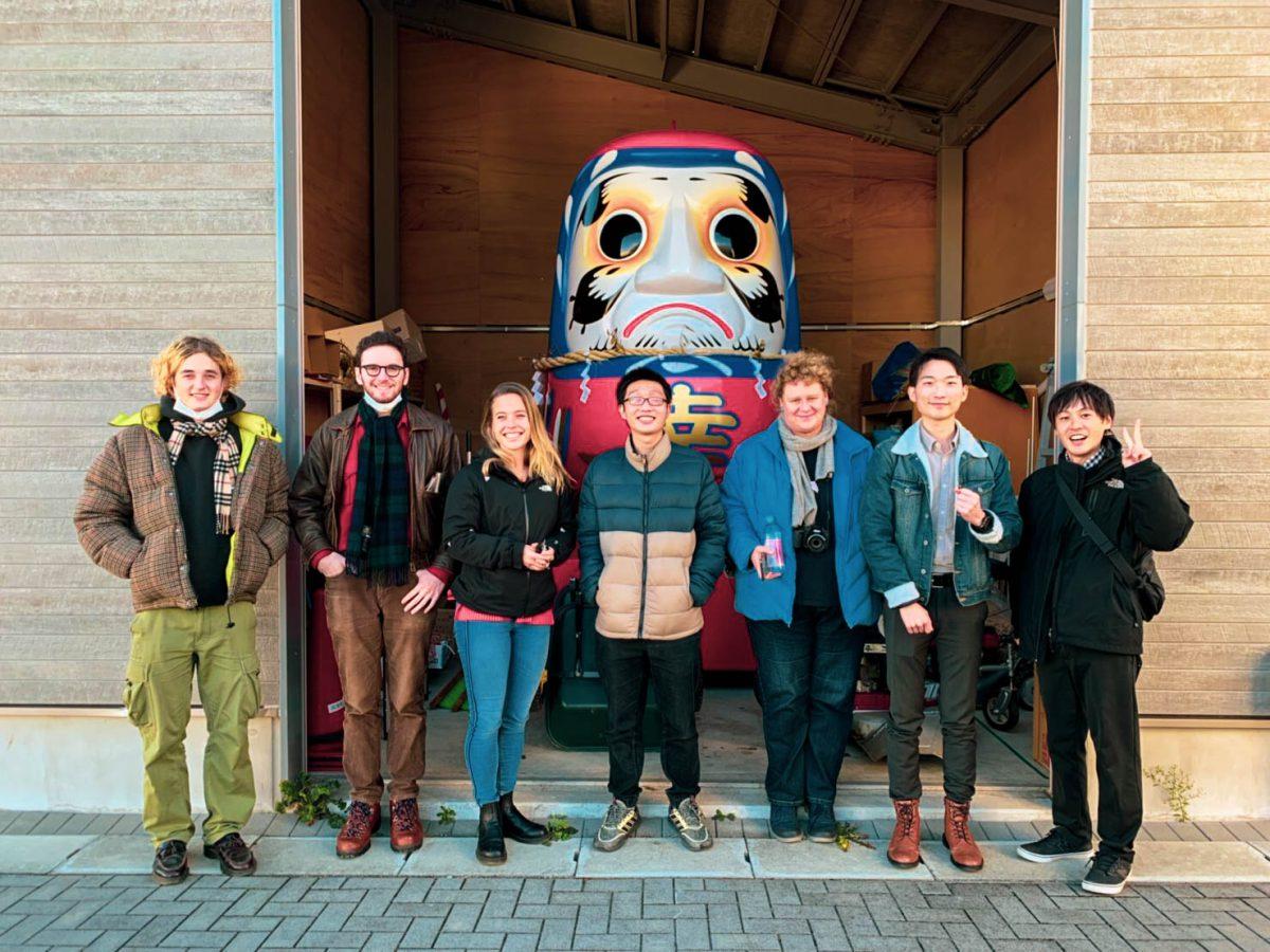Monitor tour Fukushima