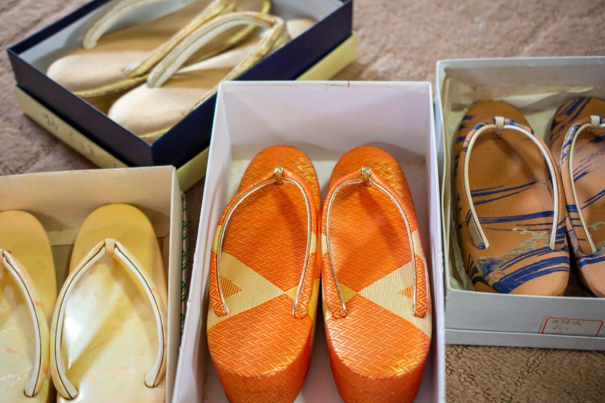 zori traditional footwear